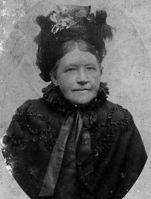 Kathleen Butler's Grandmother, Catherine from Hilltown