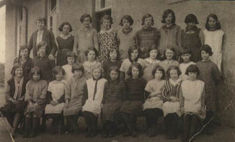 Ballinacree Girls School 1930s