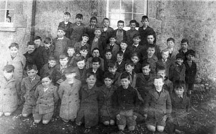 Ballinacree Boys School 1946