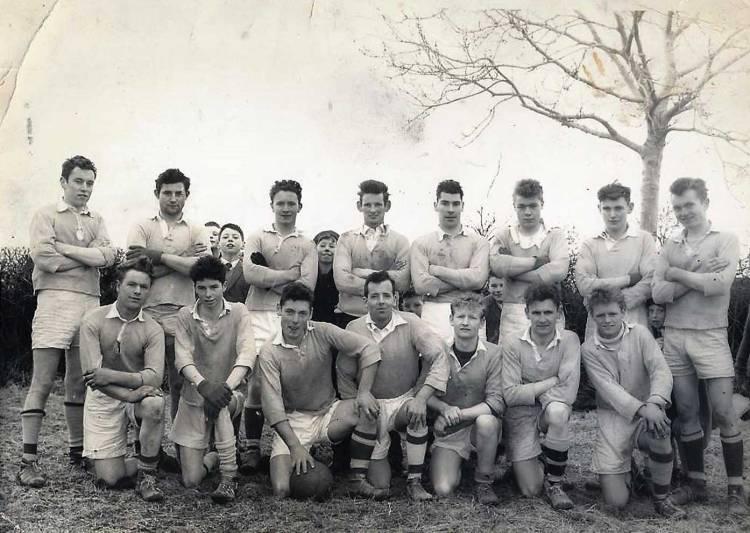 Football Team 1962