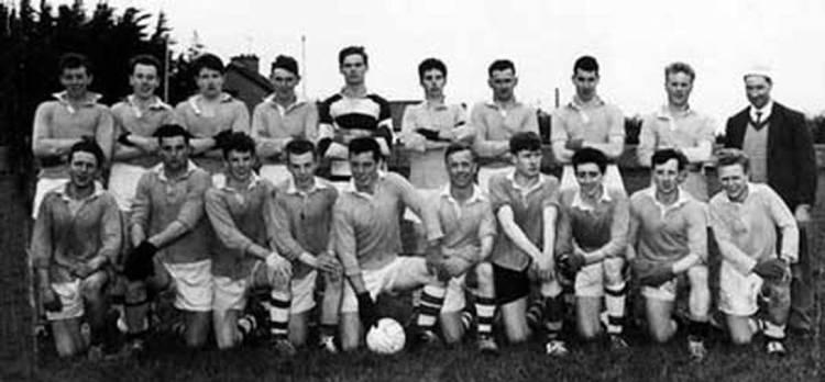 Football Team 1964