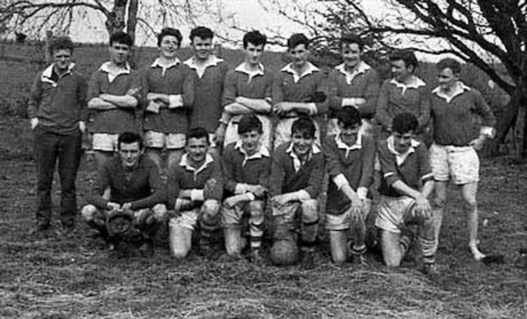 Football Team (approx 1965)