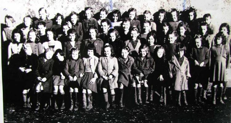 Ballinacree Girls School 1950