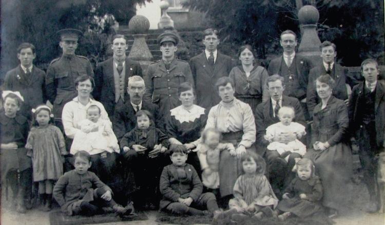 Aherne family, Ross