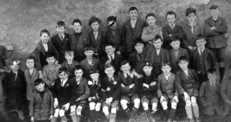 Boys School 1932