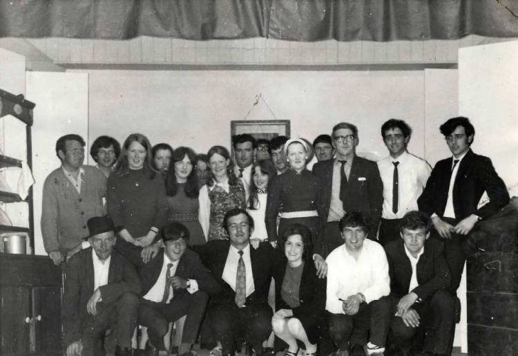 Drama club 1970s