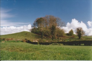 Motte at Castlecor