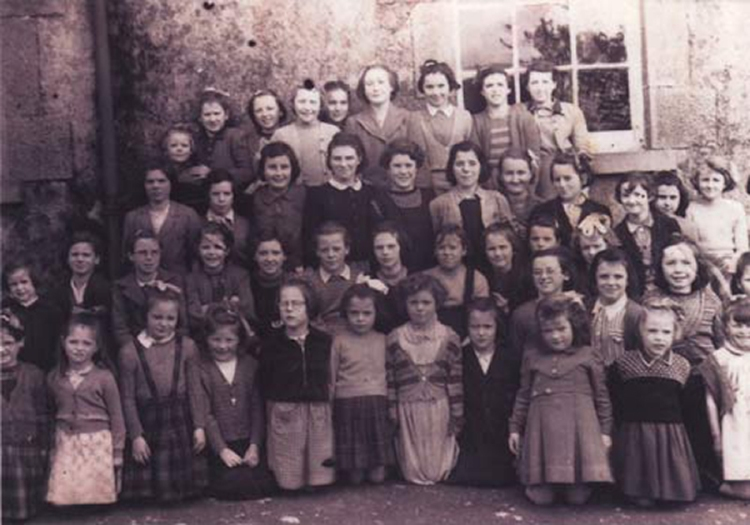 Girls School 1954