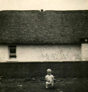 Briody's thatch house 1948