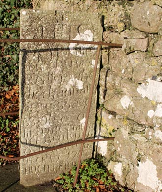 Reilly Memorial Stone, Ballinrink